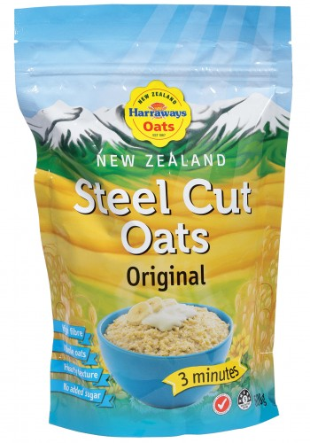 Harraways rolled oats