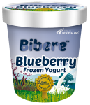 Bibere Blueberry Frozen Yoghurt