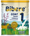 Bibere Stage 1 Goat Milk Infant Formula