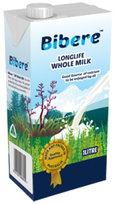 Bibere Longlife Whole Milk
