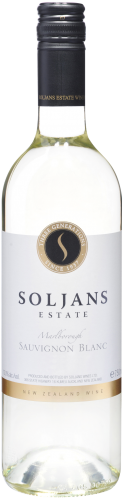 Soljans Estate Marlborough Sauvignon Blanc