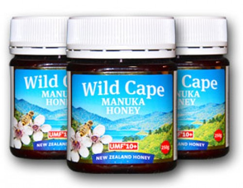 Wild Cape Manuka Honey