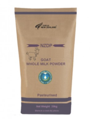 NZDP Goat Whole Milk Powder