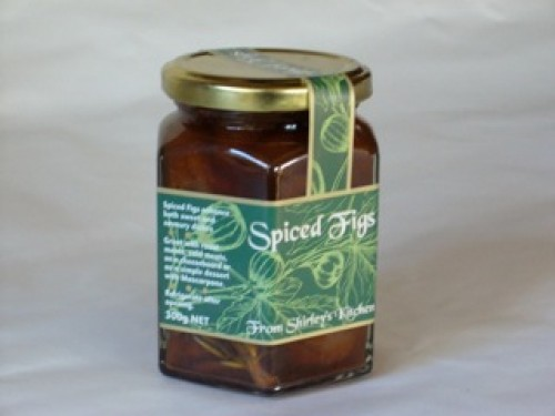 Spiced Figs 300g jar