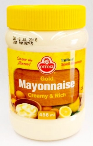 Ottogi gold mayonnaise 456ml